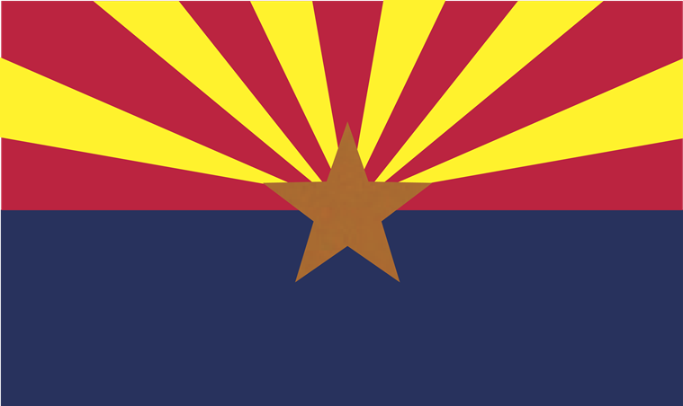 Phoenix Arizona State Flag